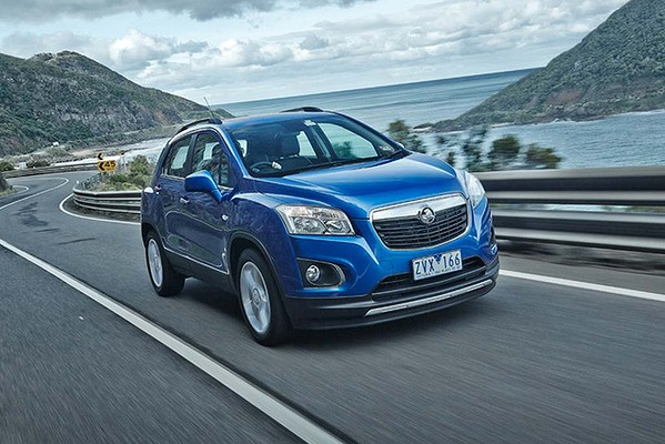 Holden Trax LTZ 1.4 Car