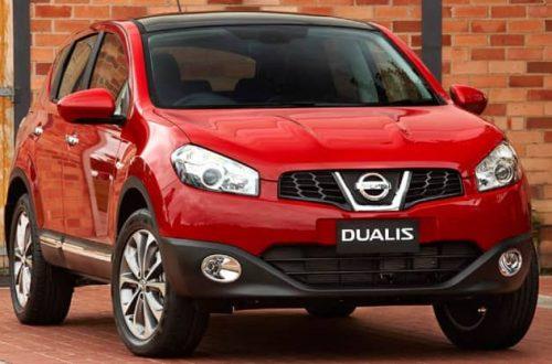 Nissan Dualis Review