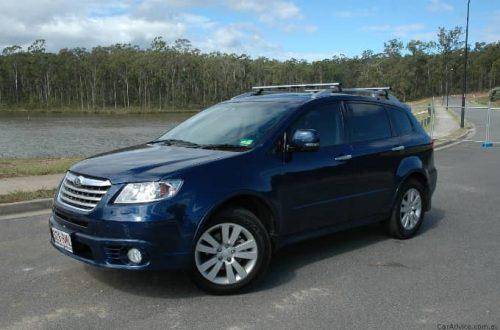 Subaru Tribeca Review for Australians
