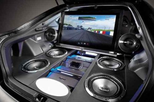 Ideal Car Audio System