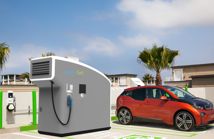 Simplefuel Home Hydrogen