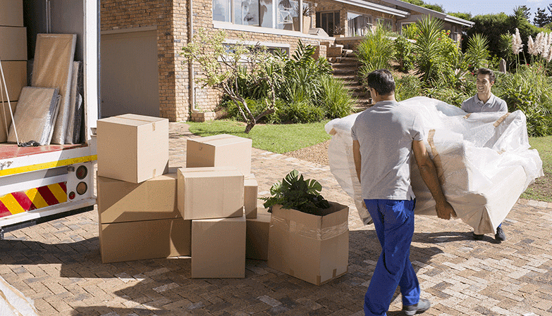 hiring relocation services
