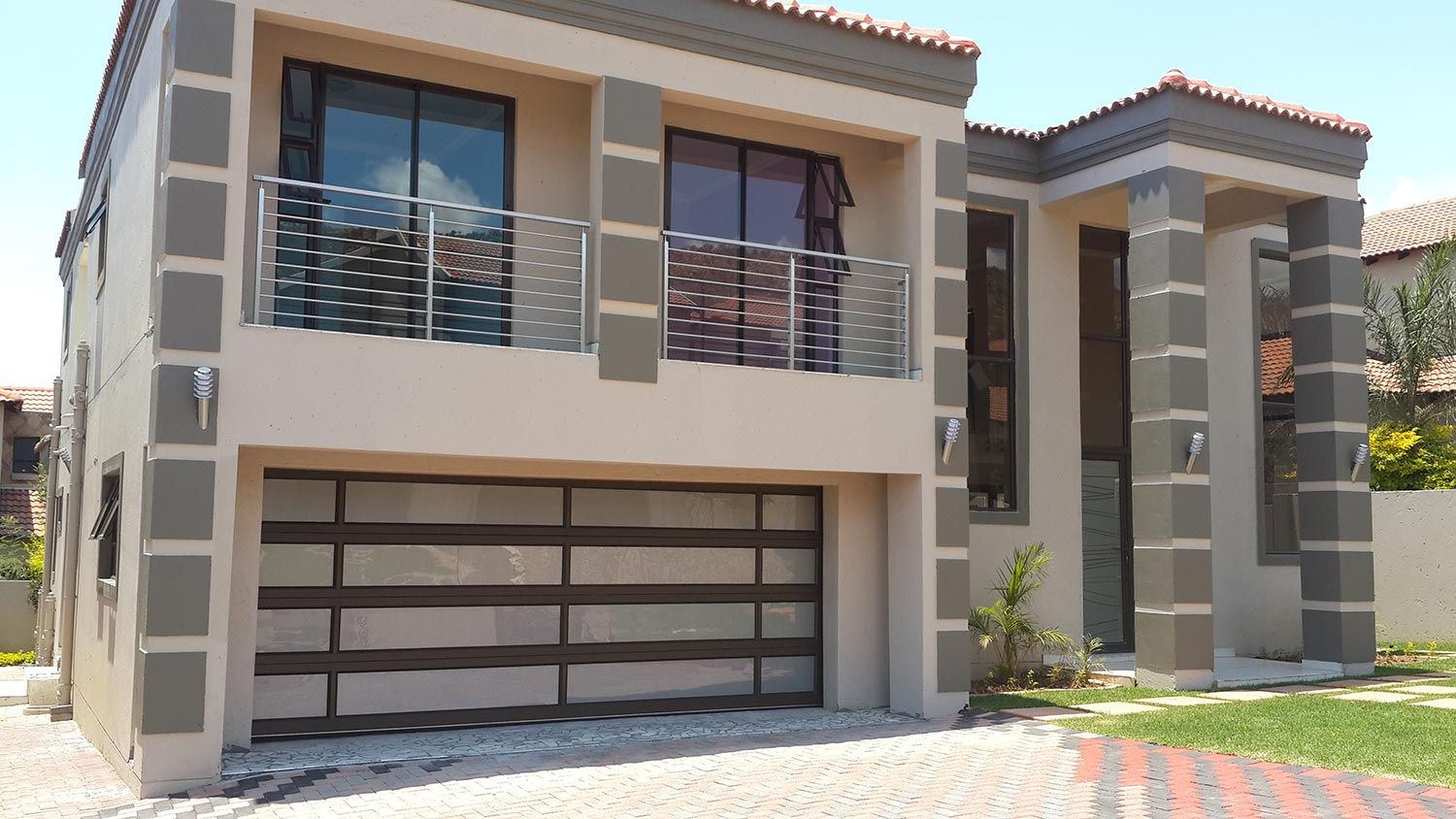 aluminium garage door service