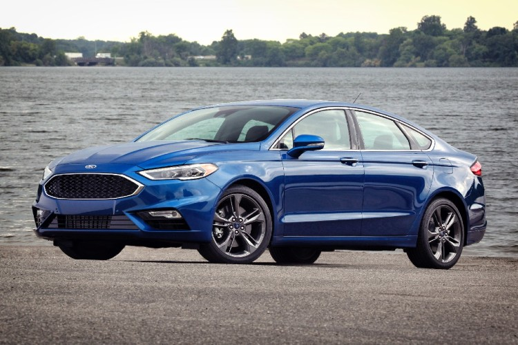Ford Fusion Reliability