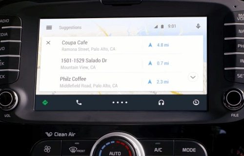 Protect Toyota Android Auto