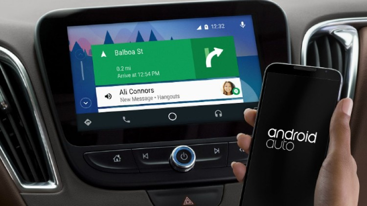 Toyota Android Auto Hacking