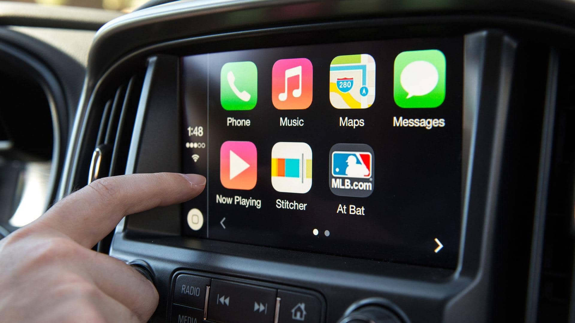 Toyota Android Auto Hack